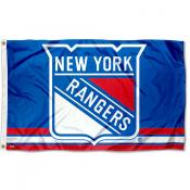 New York Rangers Flag