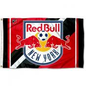 New York Red Bull Outdoor Flag