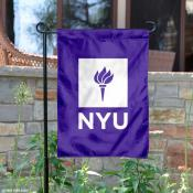 New York University Garden Flag