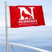 Newberry College Boat and Mini Flag
