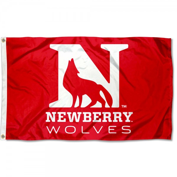 Newberry College Flag measures 3x5 feet, is made of 100% polyester, offers quadruple stitched flyends, has two metal grommets, and offers screen printed NCAA team logos and insignias. Our Newberry College Flag is officially licensed by the selected university and NCAA.