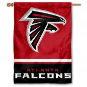 NFL Atlanta Falcons Two Sided House Banner