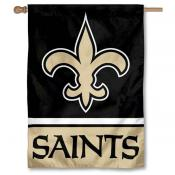NFL New Orleans Saints Two Sided House Banner