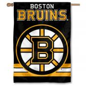 NHL Boston Bruins Two Sided House Banner