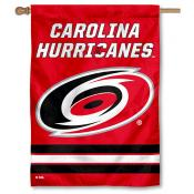 NHL Carolina Hurricanes Two Sided House Banner