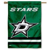 NHL Dallas Stars Two Sided House Banner