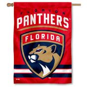 NHL Florida Panthers Two Sided House Banner