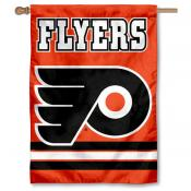 nhl philadelphia flyers two sided house banner