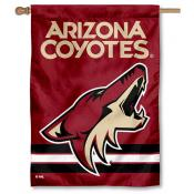 NHL Phoenix Coyotes Two Sided House Banner