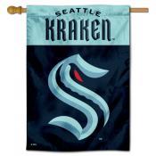 NHL Seattle Kraken Double Sided House Banner