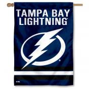 NHL Tampa Bay Lightning Two Sided House Banner