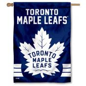 NHL Toronto Maple Leafs Two Sided House Banner