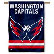 NHL Washington Capitals Two Sided House Banner
