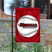 Nicholls State University Baseball Garden Flag