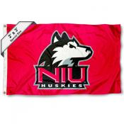 NIU Huskies Small 2'x3' Flag