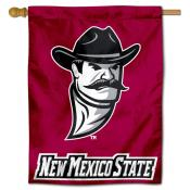 NM State Aggies Decorative Flag