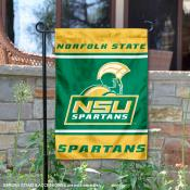 Norfolk State Spartans Garden Flag