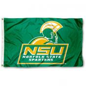 Norfolk State University Flag