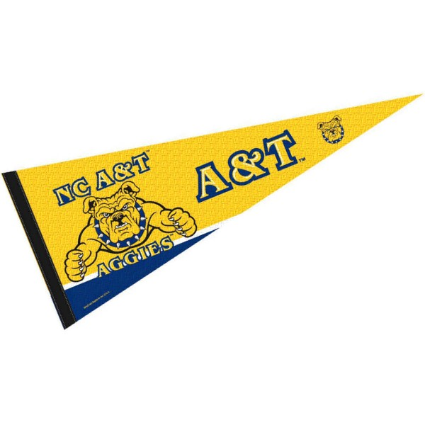 North Carolina A&T Aggies Decorations