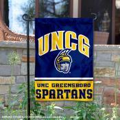 North Carolina Greensboro Spartans Garden Flag