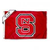 North Carolina State University Mini Flag