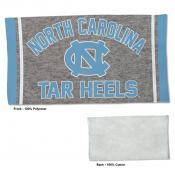 North Carolina Tar Heels Workout Exercise Towel