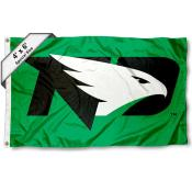 North Dakota Fighting Hawks Large 4x6 Flag