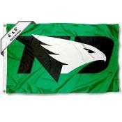 North Dakota Fighting Hawks Large 4x6 Flag