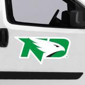North Dakota Fighting Hawks Large Magnet