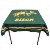 North Dakota State Bison Table Cloth