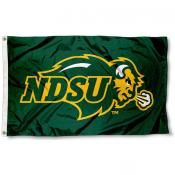 North Dakota State University Polyester Flag