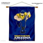 Northern Arizona Lumberjacks Wall Banner