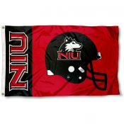 Northern Illinois Football Flag