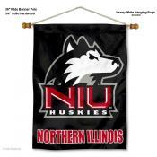Northern Illinois Huskies Wall Banner