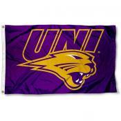 Northern Iowa Panthers UNI Logo Flag