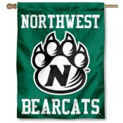 Northwest Bearcats House Flag