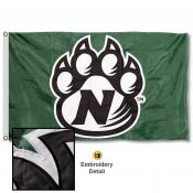 Northwest Missouri State Bearcats Nylon Embroidered Flag