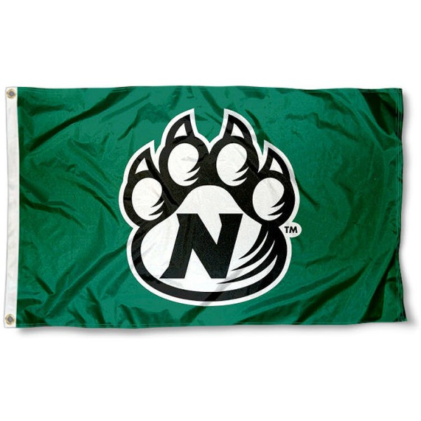 Northwest Missouri State University Flag measures 3'x5', is made of 100% poly, has quadruple stitched sewing, two metal grommets, and has double sided Northwest Missouri State University logos. Our Northwest Missouri State University Flag is officially licensed by the selected university and the NCAA