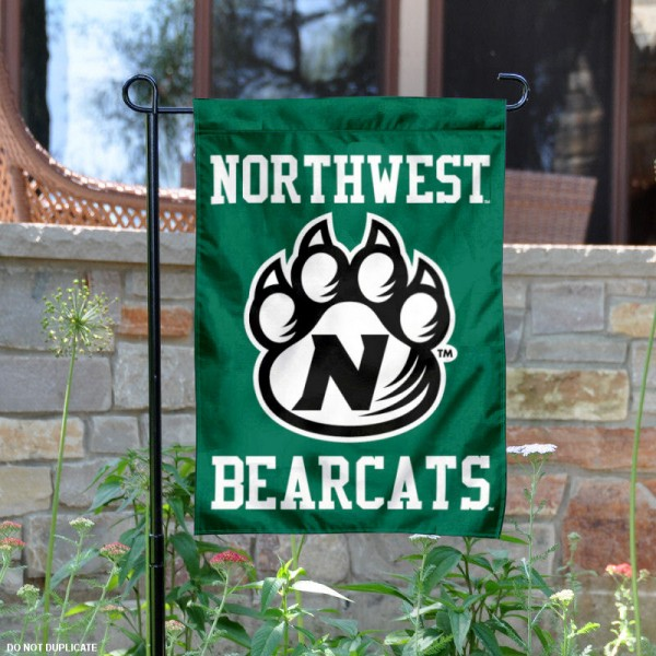 Northwest Missouri State University Garden Flag is 13x18 inches in size, is made of 2-layer polyester, screen printed Northwest Missouri State University athletic logos and lettering. Available with Same Day Express Shipping, Our Northwest Missouri State University Garden Flag is officially licensed and approved by Northwest Missouri State University and the NCAA.