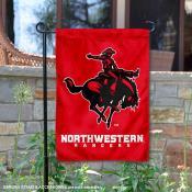 Northwestern Oklahoma State Rangers Garden Flag