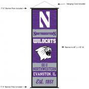 Northwestern University Decor and Banner