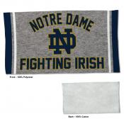 Notre Dame Fighting Irish Workout Exercise Towel