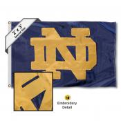Notre Dame Small 2'x3' Flag