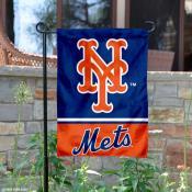 NY Mets Garden Flag