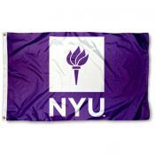 NYU Flag