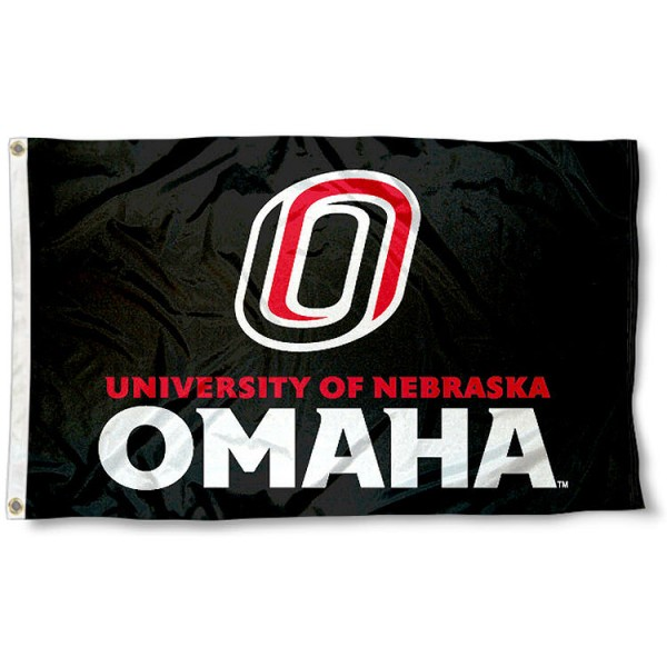 O Mavs Black Flag measures 3'x5', is made of 100% poly, has quadruple stitched sewing, two metal grommets, and has double sided logos. Our UNO Black Flag is officially licensed by the selected university and the NCAA.