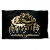Oakland University Grizzlies Flag