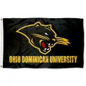 ODU Panthers Logo Flag