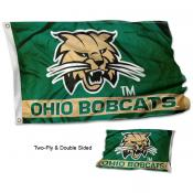 Ohio Bobcats Flag