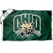 Ohio Bobcats Small 2'x3' Flag